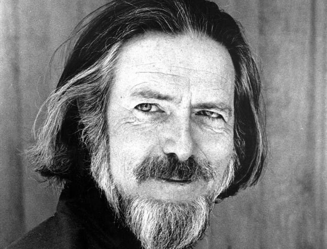 Some thoughts of Alan Watts