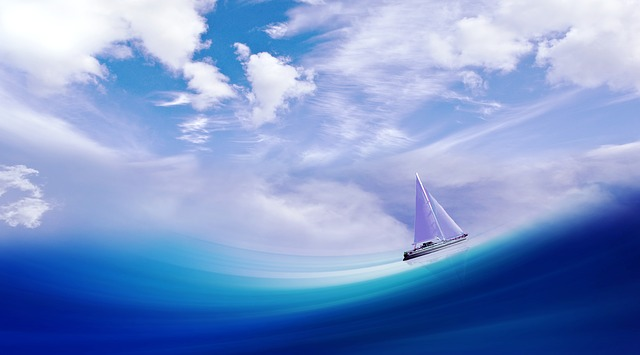 Sailing along on social networks
